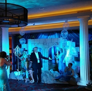 tHEMED PARTY PRODUCTION, ATLANTIS THENED PARTY