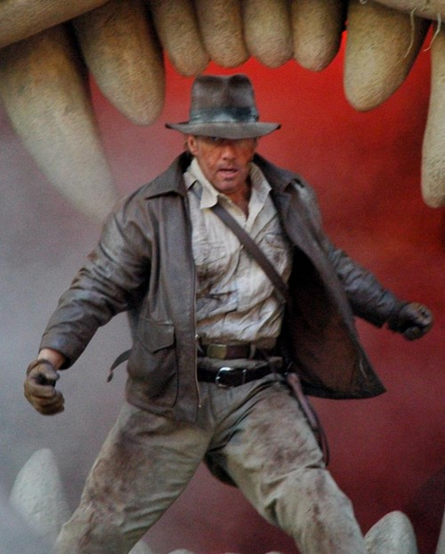 Indiana Jones impersonator performer for hire