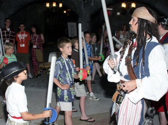 Jack Sparrow entertainer in Maryland and Virginia