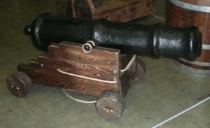 pirate cannon for sale or rent